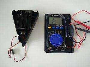 デロリアン 電池ボックス